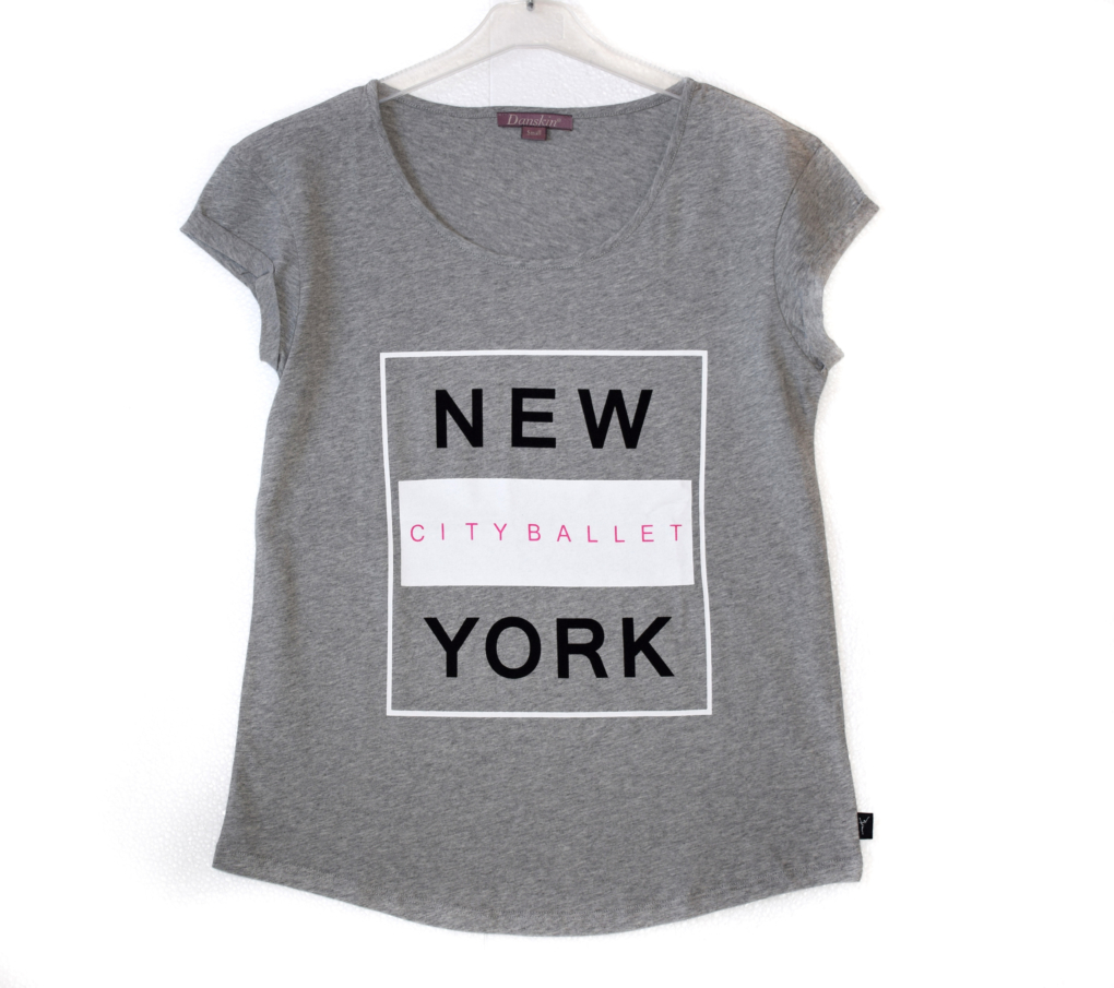 T-shirt sport NY