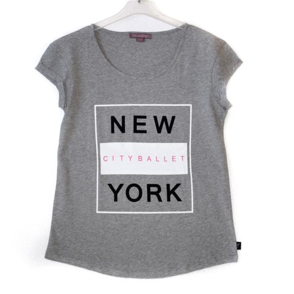T-shirt sport NY - sacamode.com