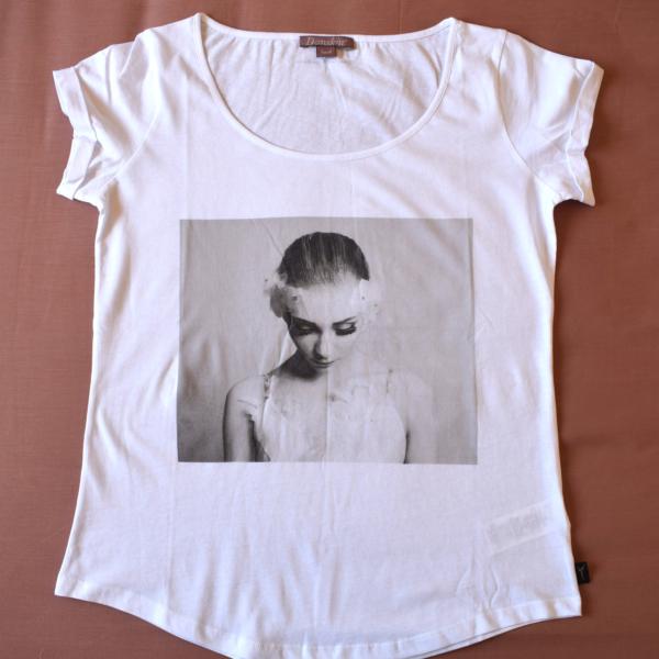 T-shirt sport imprimé - sacamode.com